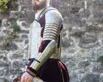 """20% DISCOUNT! Medieval Armor Kit  """"King of the East""""; Armor Costume"""