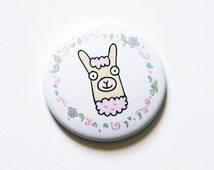 Cute Llama Fridge Magnet Home Decor Kitchen Gift Home and Living Kitchen Decor Party Favour Wedding Party Party Bag Filler