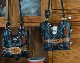Custom memory purses