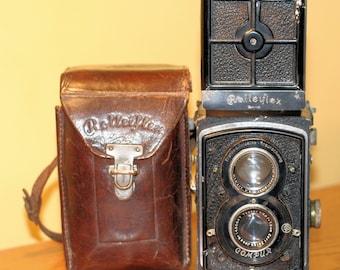 Rolleiflex Standard with Zeiss Lens
