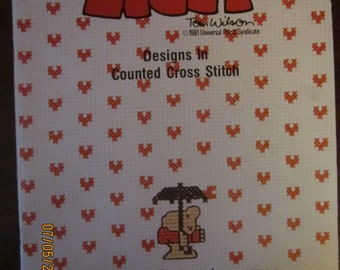 Ziggy Designs in Counted Cross Stitch