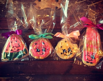12 Shopkin Cookie Favors