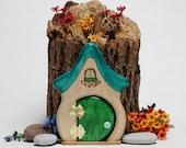 Opening Fairy Door for the Fairy or Elf in Your Garden