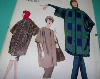 Uncut 1950s VOGUE 9560 Easy to make Small 31-32