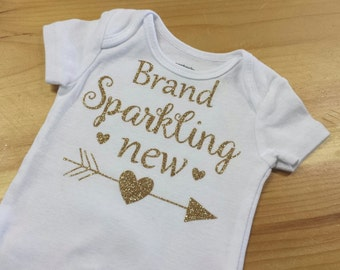 Brand Sparkling New Bodysuit - Coming Home Outfit