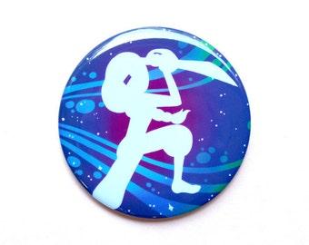"Steven Universe Button // Connie Button // 2"" Pinback Button or Magnet"