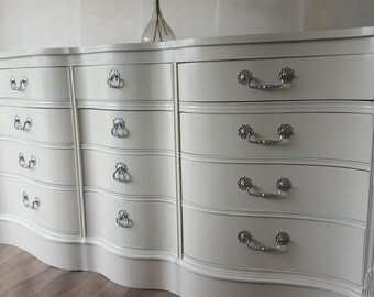 French Provincial Solid Wood dresser
