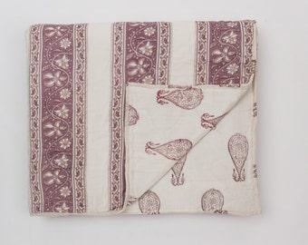 Samode Cotton Queen Quilt