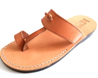 Leather Sandals, Mens sandals, Mens leather sandals, Men sandals, EMPIRE, Jesus Sandals, Flip Flops Active