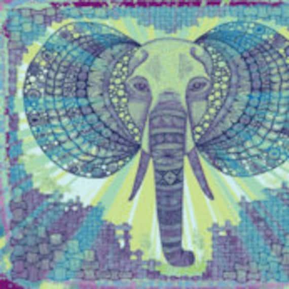 """Elephant FQ Okovango 18"""" x 21"""""""