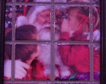 Whispering to Santa