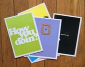 Vintage F.R.I.E.N.D.S Postcards (set of 10)