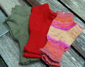 Fingerless Mitts (0115Am02)