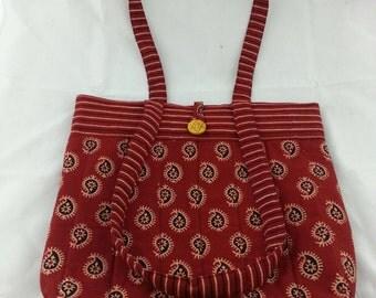 Hand Block Printed Fabric Bag MF504