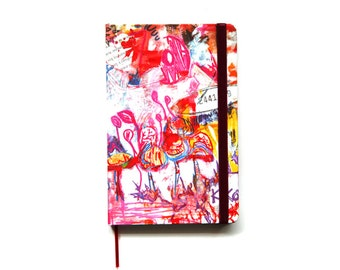 NEW DESIGN Planner / Agenda, Large, includes Calendar, Address Book,Notebook and more, Weekly Organizer /Start whenever you want