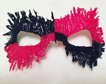 Harley Quinn mask made to order