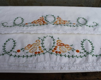 Ribbon embroidery designs for bed sheet