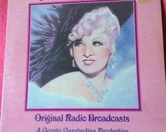 Sealed Mae West album