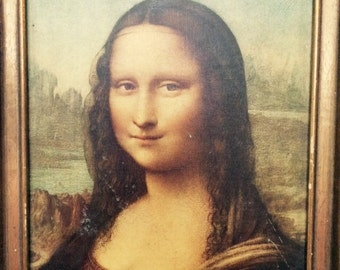 Mini Mona Lisa