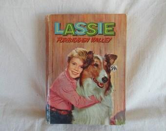 Vintage Lassie Book