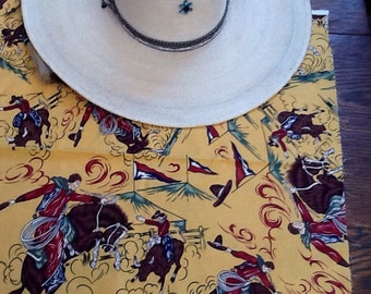 FABRIC RODEO Cotton VINTAGE