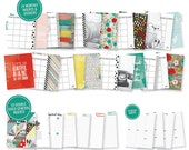 Simple Stories - Life In Color - Planner Set - 61 pieces - 5045