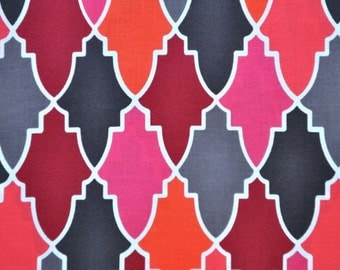 Michael Miller Persian Wall Pomegranate - 1 yard cotton quilt fabric