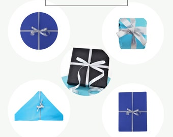 Gift Wrap and Card for any Clouds and Currents product