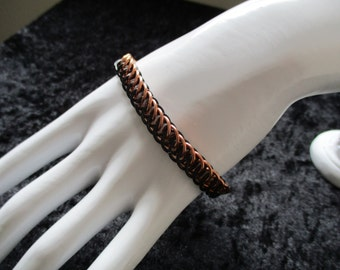 Half Persian 4-1 Chainmaille Bracelets