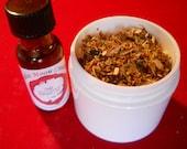 Yule Ritual Kit | Winter Solstice Altar Kit | Incense and Oil