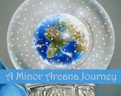 2017 Tarot Journal - A Minor Arcana Journey
