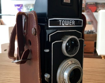Tower TLR Camera