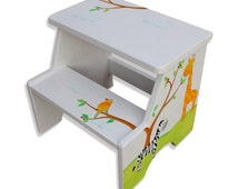 Popular Items For Toddler Step Stool On Etsy