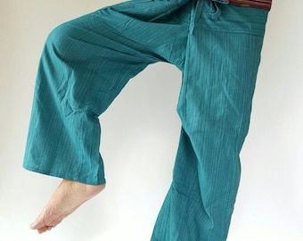 Thai fisherman/Yoga are pants Free-size: Will fit men or woman