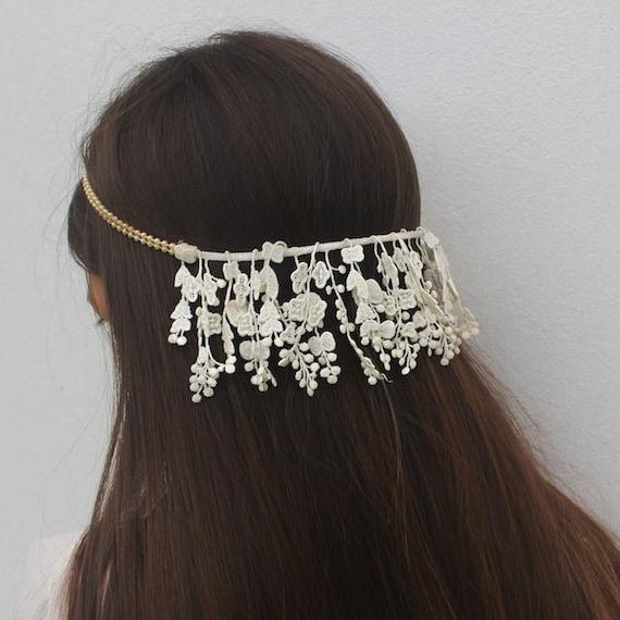 Wedding Headpiece, Wedding Headband, Bridal Headpiece, Wedding Accessories, Bridal Accessories, Pearls Headband,  Bridal Headband