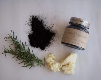All Natural Deodorant Paste