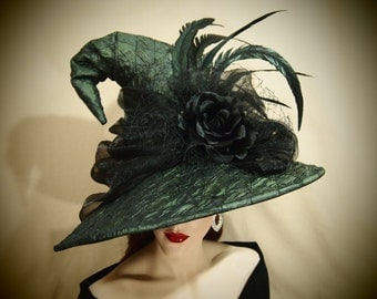 "Witch Hat ""Green Witch"""