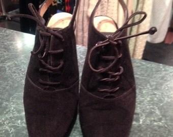 Black 90's Heels