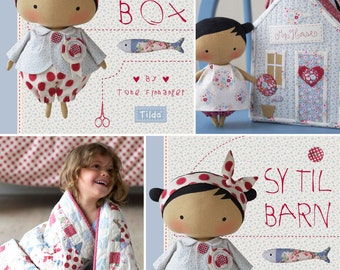 Tilda's Toy Box Book - Sewing Patterns for Soft Toys and More from the Magical World of Tilda