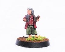 Bilbo Baggins. Lord the the Rings Miniature
