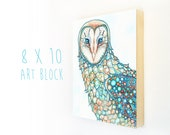 Custom ART BLOCK - Special Order