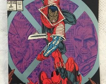 Marvel Comics X-Force The Blood Hunters!