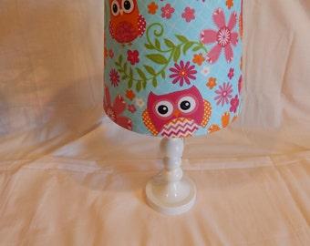 Owls Nursery Lamp Shade Children Nursery Baby