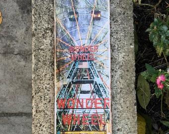 Wonder Wheel - 4x15 in.