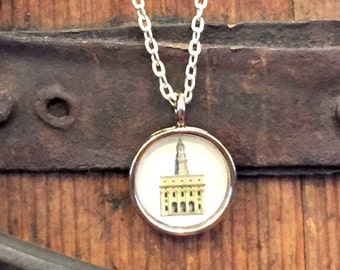 Nauvoo Temple Necklace