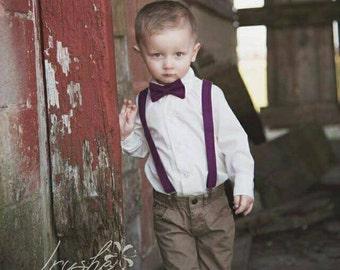DESIGN YOUR OWN Suspenders - Newborn Suspenders, Toddler Suspenders, Boys Suspenders, Custom Suspenders