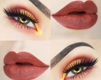 New! GET THIS LOOK- Natural, Vegan Friendly Makeup
