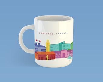 Lawrence KS Mug