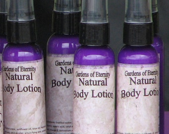 Natural Body Lotion - Vegan