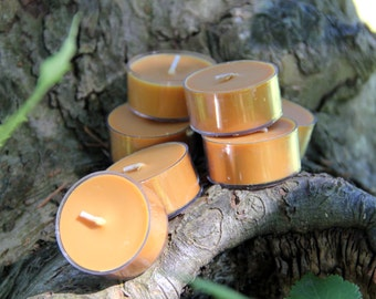 Scented Soy Tea Lights 8 pack - 41 Scent Options!